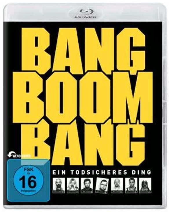 Bang Boom Bang: Ein todsicheres Ding (Blu-ray)