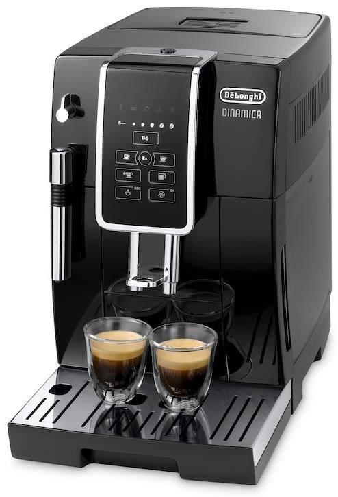 delonghi dinamica ecam schwarz kaffeevollautomat kaffeevollautomaten computeruniverse. Black Bedroom Furniture Sets. Home Design Ideas