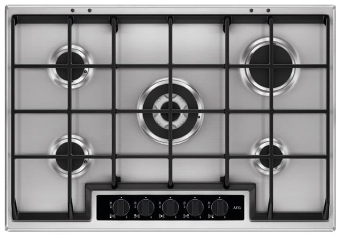 aeg hg755450 syd autarkes gas kochfeld built in cooktops. Black Bedroom Furniture Sets. Home Design Ideas