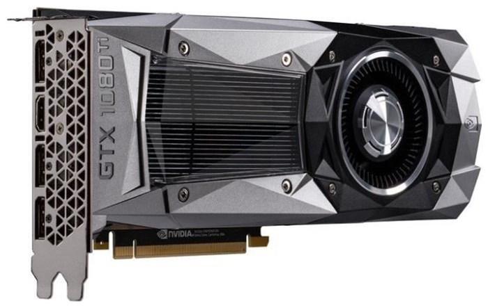 EVGA GeForce GTX 1080 Ti Founders Edition 11GB