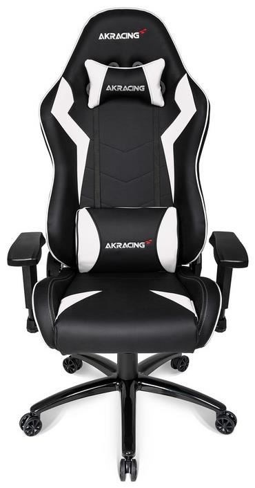 akracing octane schwarz wei gaming st hle computeruniverse. Black Bedroom Furniture Sets. Home Design Ideas