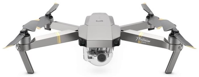 DJI Mavic Pro Fly More Combo Platinum 152771