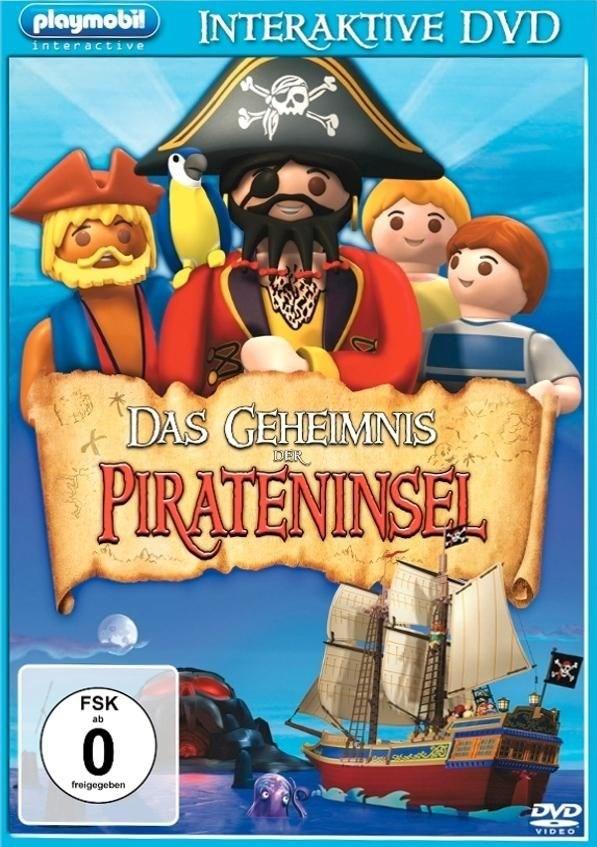 Playmobil: Das Geheimnis der Piraten-Insel