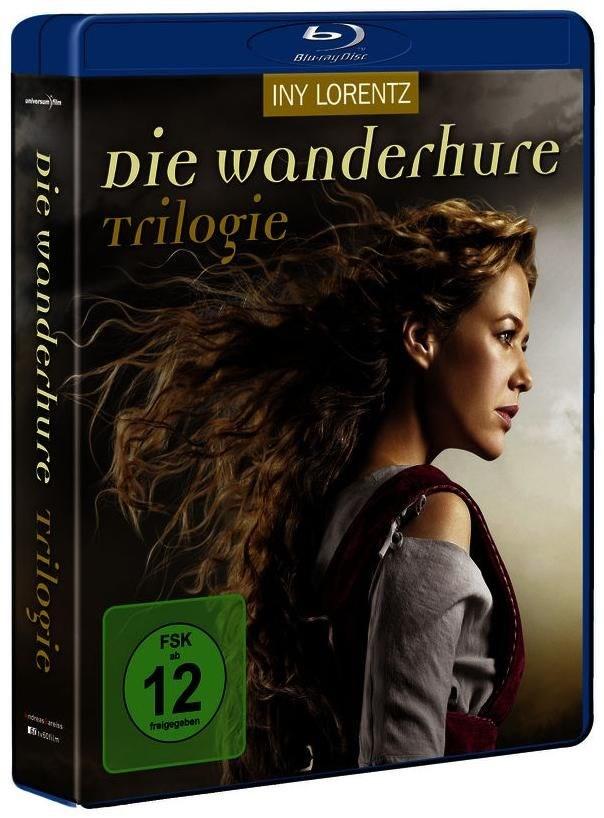 Wanderhure trilogie die blu ray videos computeruniverse for Die wanderhure