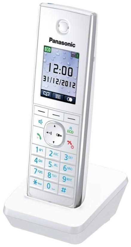 Panasonic KX-TGA855EXW Mobilteil weiss (Telefon) KXTGA855EXW
