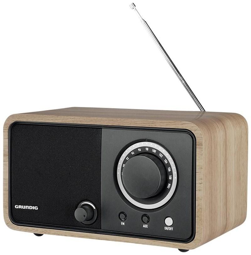 grundig tr 1200 eiche radios und radiowecker. Black Bedroom Furniture Sets. Home Design Ideas