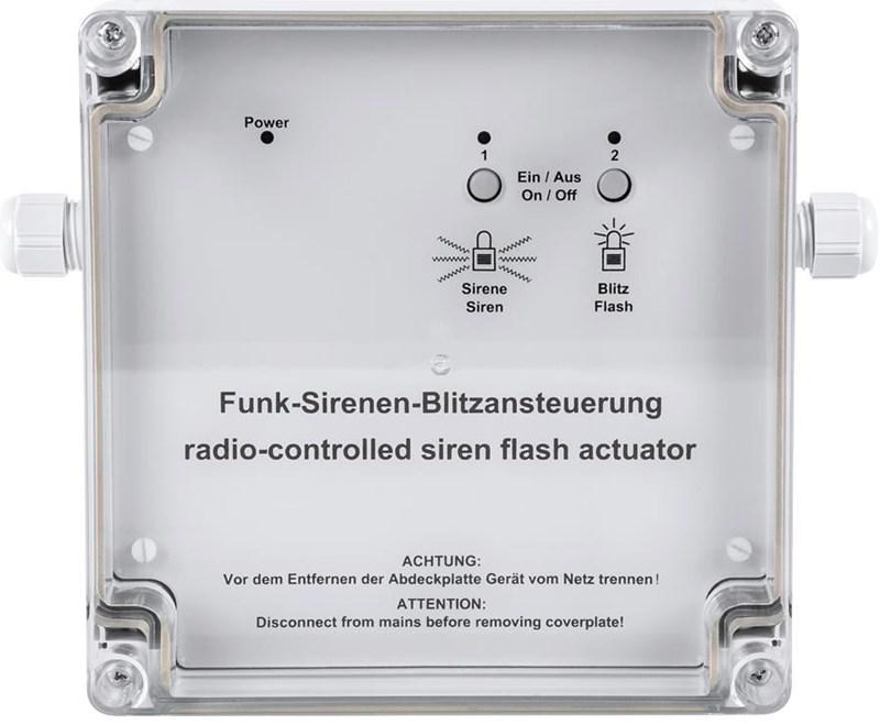 homematic funk sirenen blitzansteuerung smart home energiesparen computeruniverse. Black Bedroom Furniture Sets. Home Design Ideas