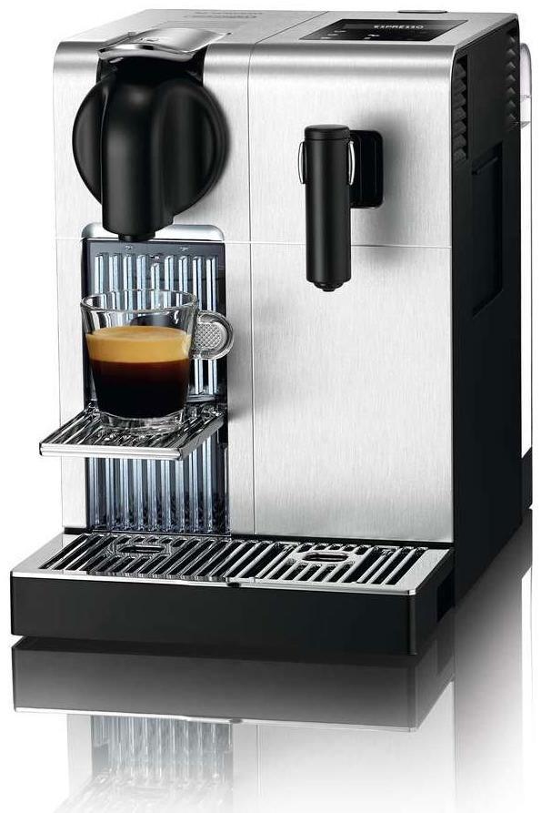 DeLonghi Nespresso Latissima pro EN 750.MB gebürst. Aluminium ...