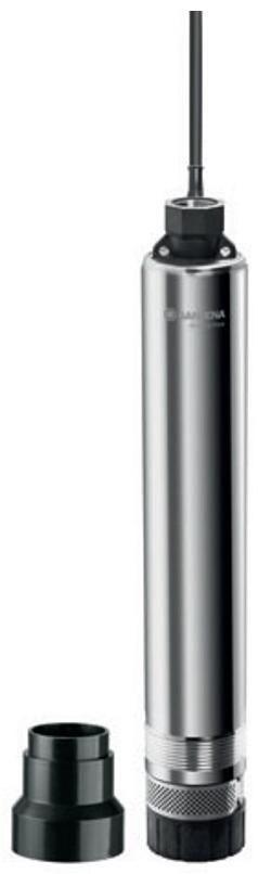 Gardena Premium Tiefbrunnenpumpe 6000/5 inox