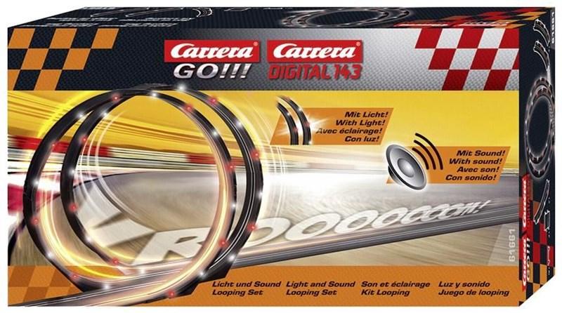 Carrera GO!!! Looping Set Licht und Sound 61661 (B-Ware)