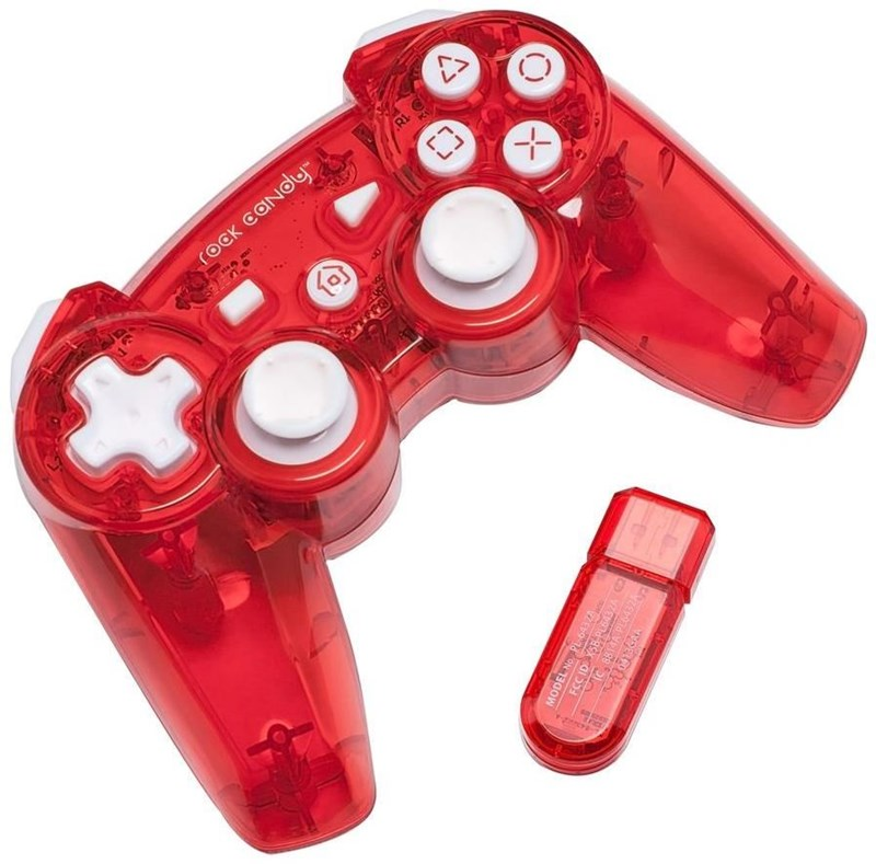 PDP Rock Candy rot wireless Controller (PS3)