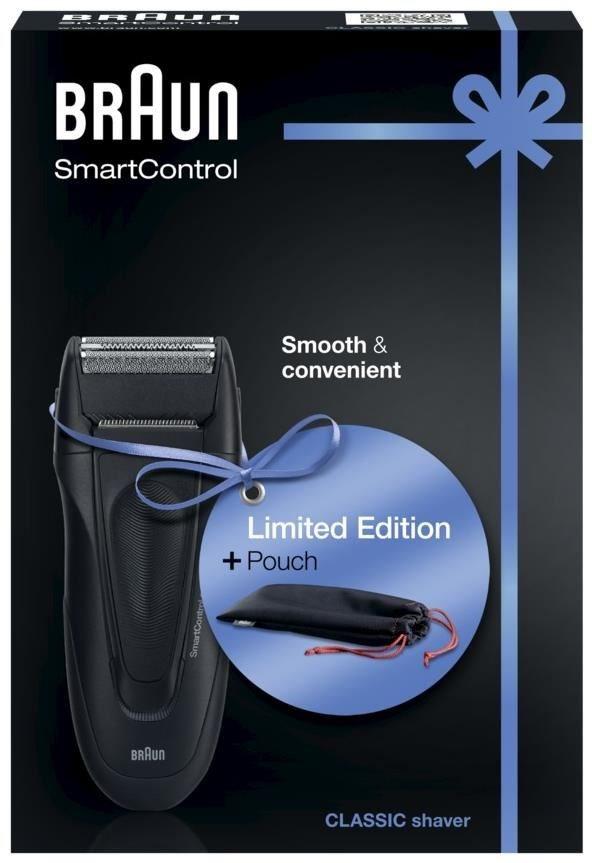 Braun SmartControl SpecialSerie classic inkl. Reisebeutel