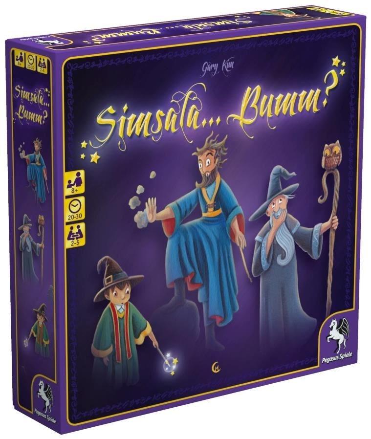 Pegasus Simsala... Bumm? (Empfehlung Spiel des Jahres 2015)