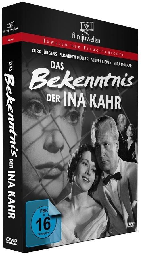 Das Bekenntnis der Ina Kahr (Filmjuwelen) (DVD)