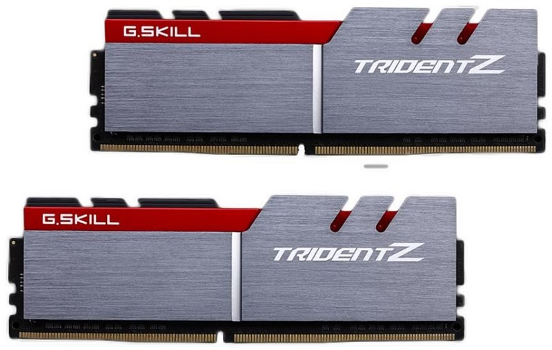 g skill trident z 8gb ddr4 8gtz kit 4133 cl19 2x4gb. Black Bedroom Furniture Sets. Home Design Ideas