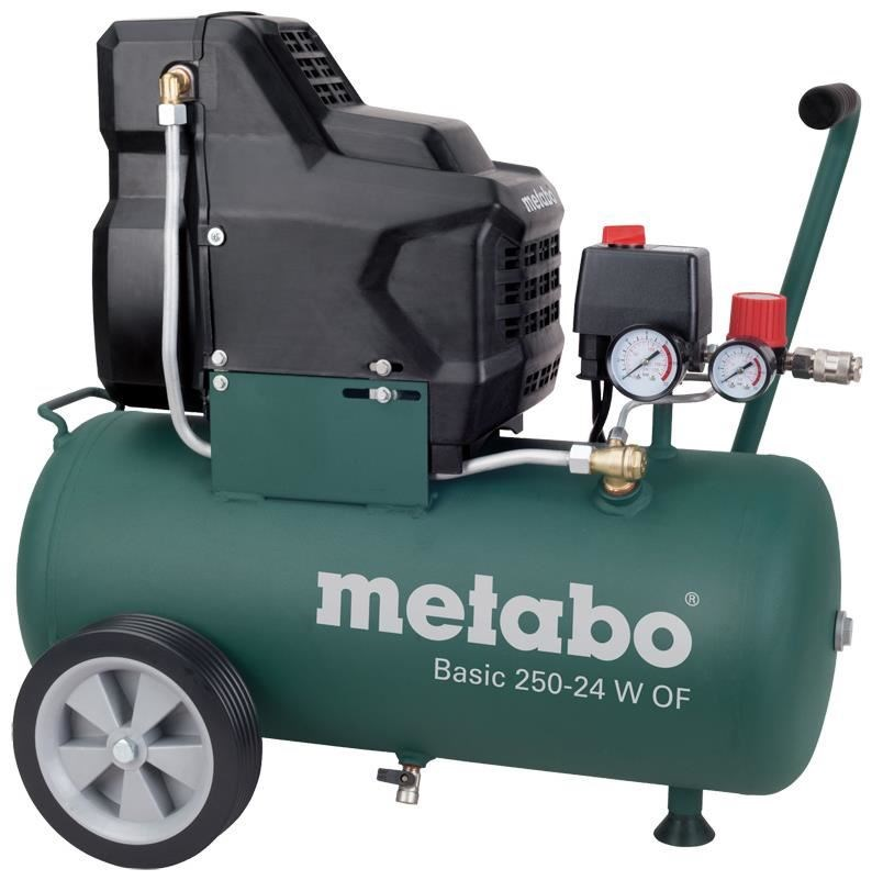 Metabo 250-24 W OF 1.5Kw Kompressor Basic 4471590