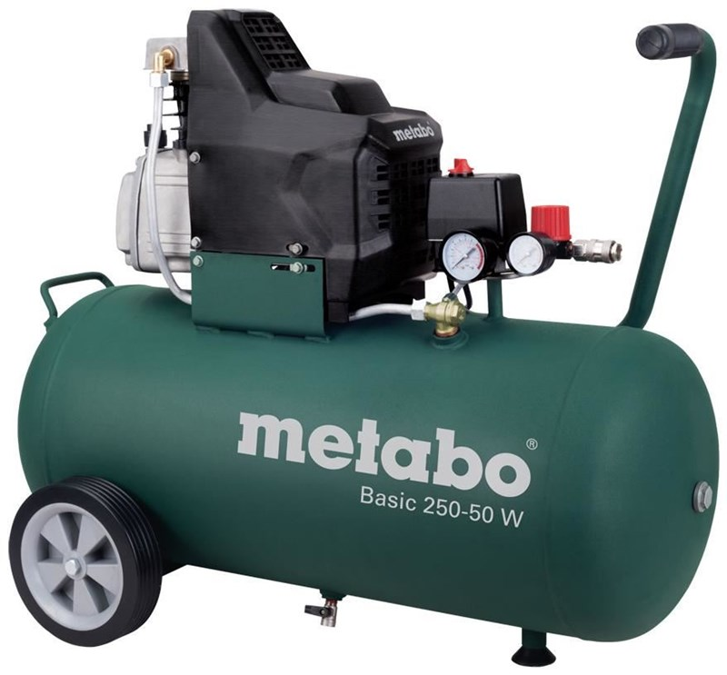 Metabo 250-50 W 1.5kW Kompressor Basic 4471592