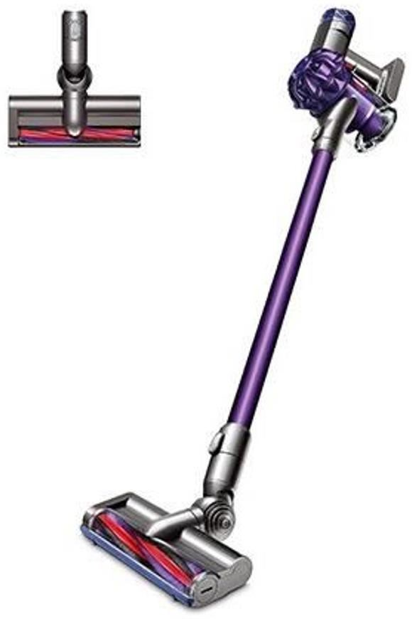 dyson v6 animalpro lila lila akkustaubsauger computeruniverse. Black Bedroom Furniture Sets. Home Design Ideas