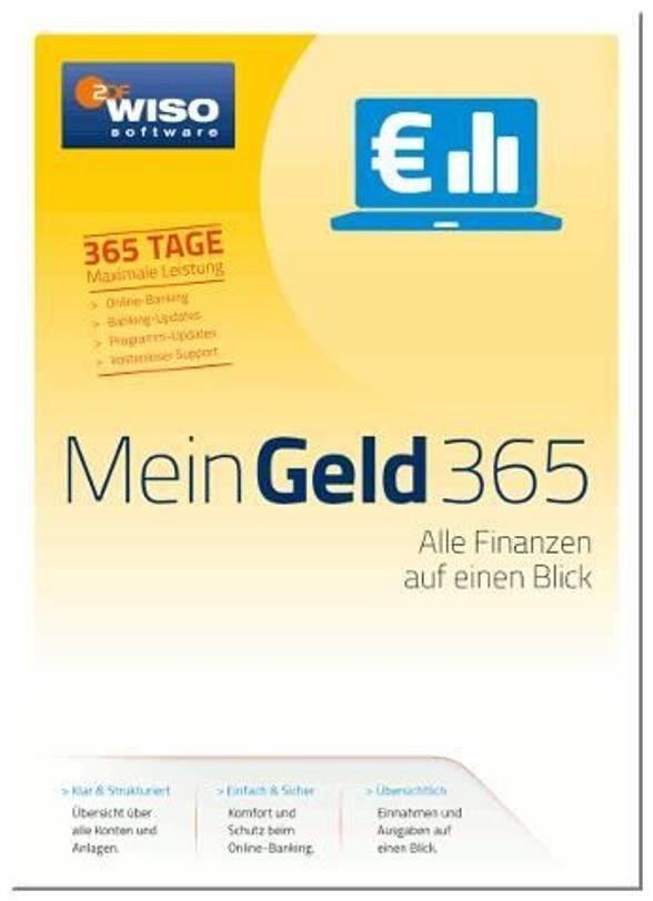 WISO Mein Geld 365 (2017) - broschei