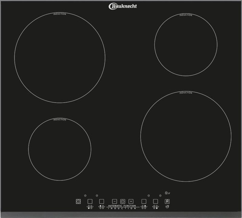 bauknecht eti 1640 in glaskeramik kochfeld autark einbaukochfelder computeruniverse. Black Bedroom Furniture Sets. Home Design Ideas
