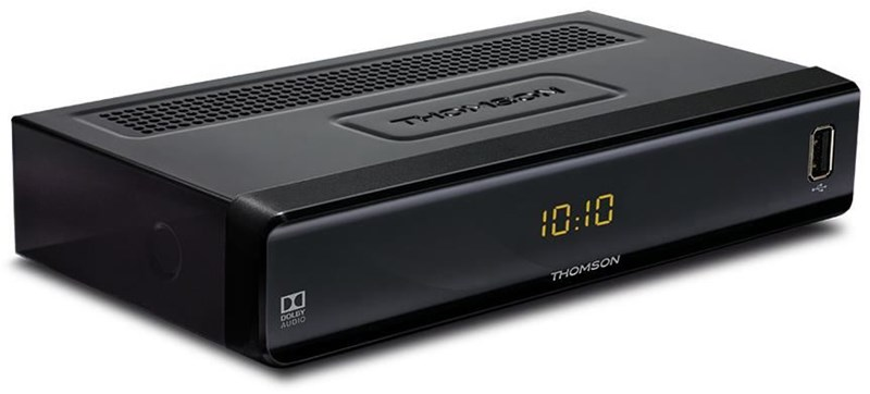 Thomson THC300 DVB-C Receiver,Scart