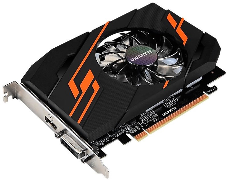 GIGABYTE GeForce GT1030 N1030OC-2GI 2GB - PCI Express Graphics Cards ...