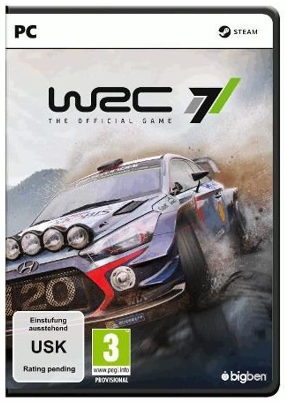 wrc 7 pc pc spiele computeruniverse. Black Bedroom Furniture Sets. Home Design Ideas
