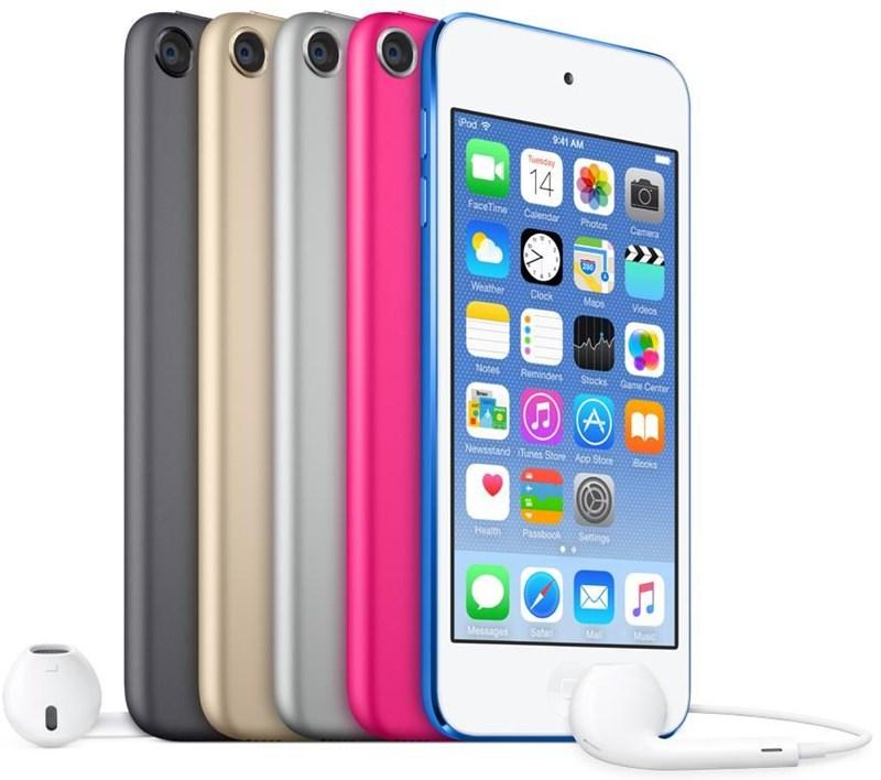 Apple iPod Touch 6G 128GB silber - Preisvergleich