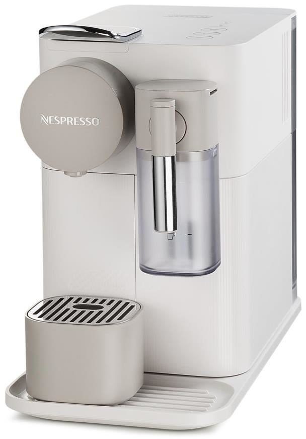 DeLonghi Lattissima One EN 500.W Nespresso Silky White - Coffee ...