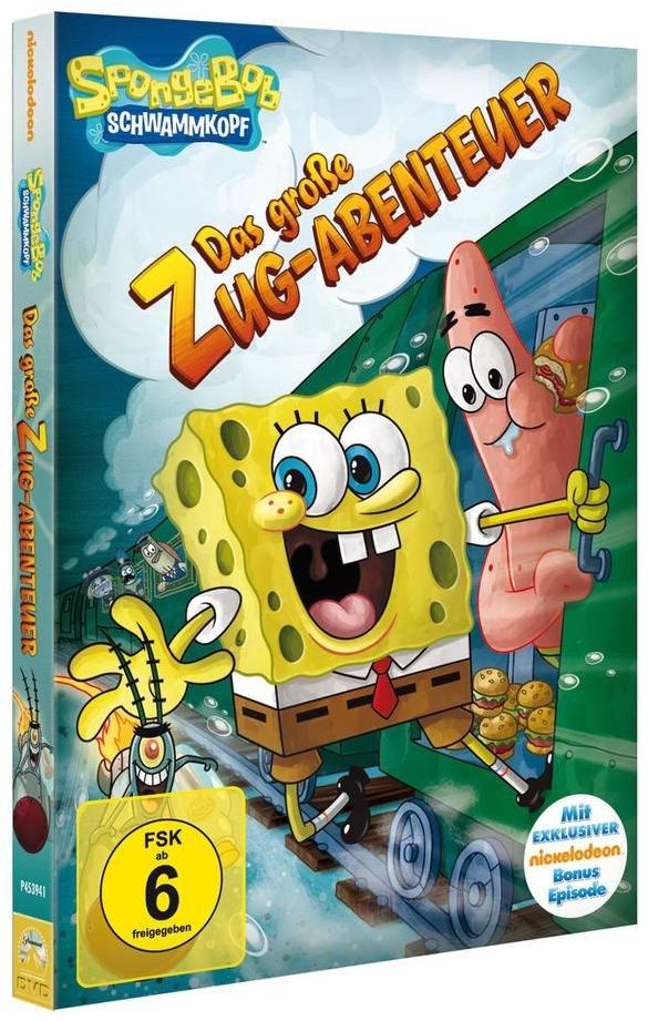 Spongebob Schwammkopf: Das große