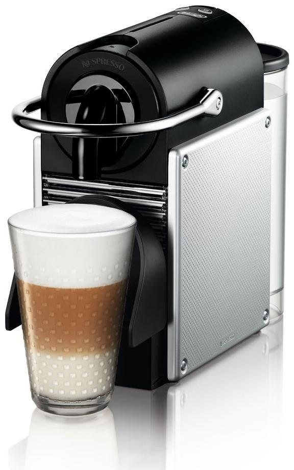delonghi pixie en 125 s nespresso electric aluminium coffee pod capsule machines