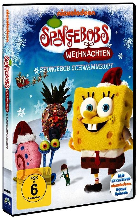 Spongebob Schwammkopf: Weihnachten