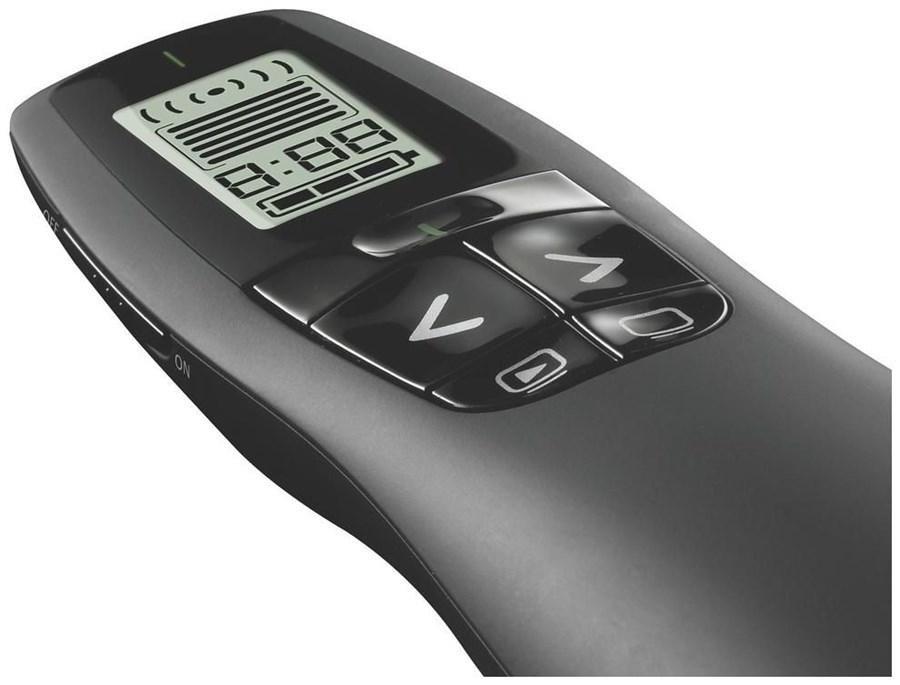 Image result for Logitech Professional Presenter R700 - Black