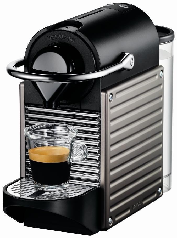 Krups XN 3005 Nespresso Pixie titan