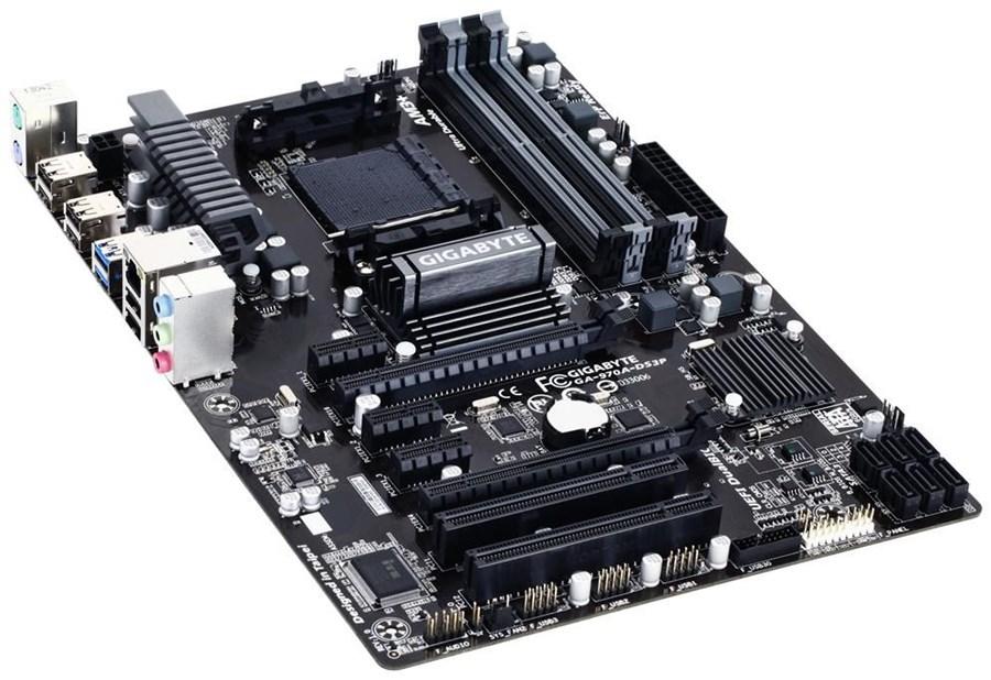 Gigabyte Ga-970a-ds3p Sockel Am3  Atx