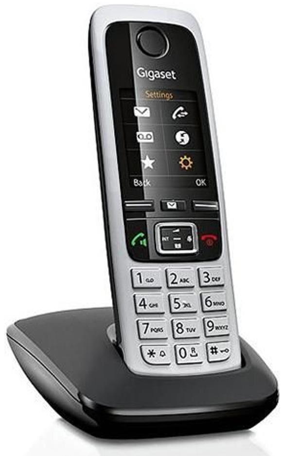 gigaset c430 telefone analog schnurlos computeruniverse. Black Bedroom Furniture Sets. Home Design Ideas