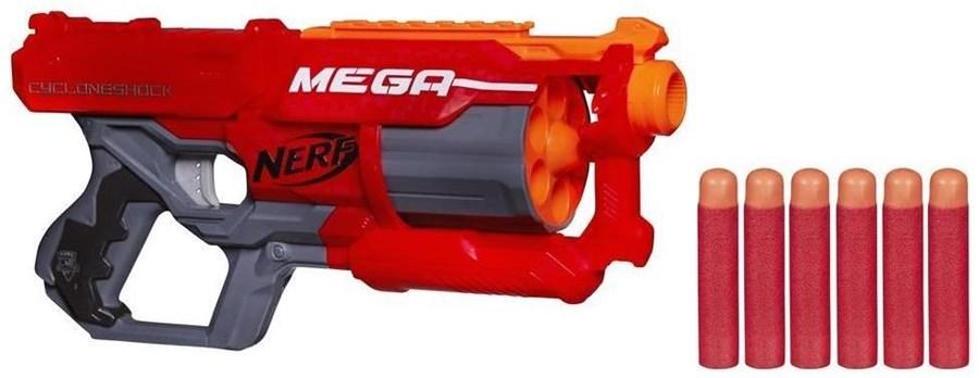 Hasbro Nerf N-Strike Elite MEGA Cyclone Shock - Preisvergleich