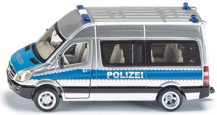 SIKU Super Polizei Mannschaftswagen 2313