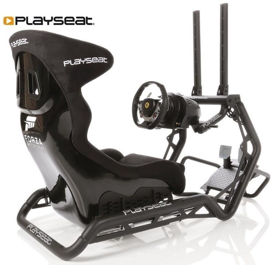 playseat sensation pro forza ps3 ps4 xbox 360 xbox one pc. Black Bedroom Furniture Sets. Home Design Ideas