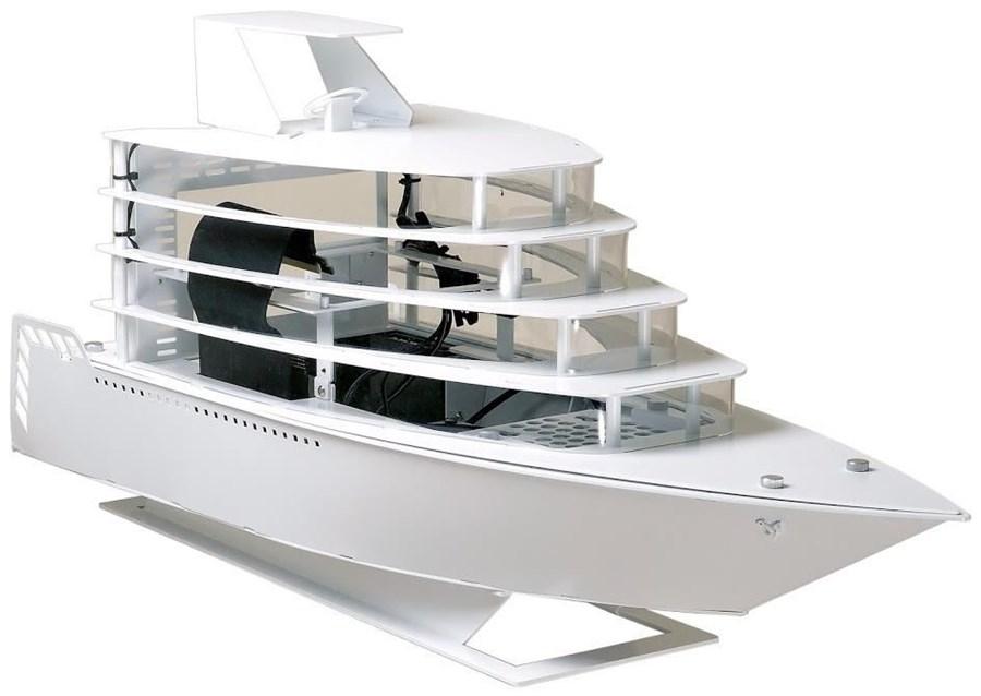 lian li pc y6w odyssey yacht mini itx geh use wei pc geh use computeruniverse. Black Bedroom Furniture Sets. Home Design Ideas