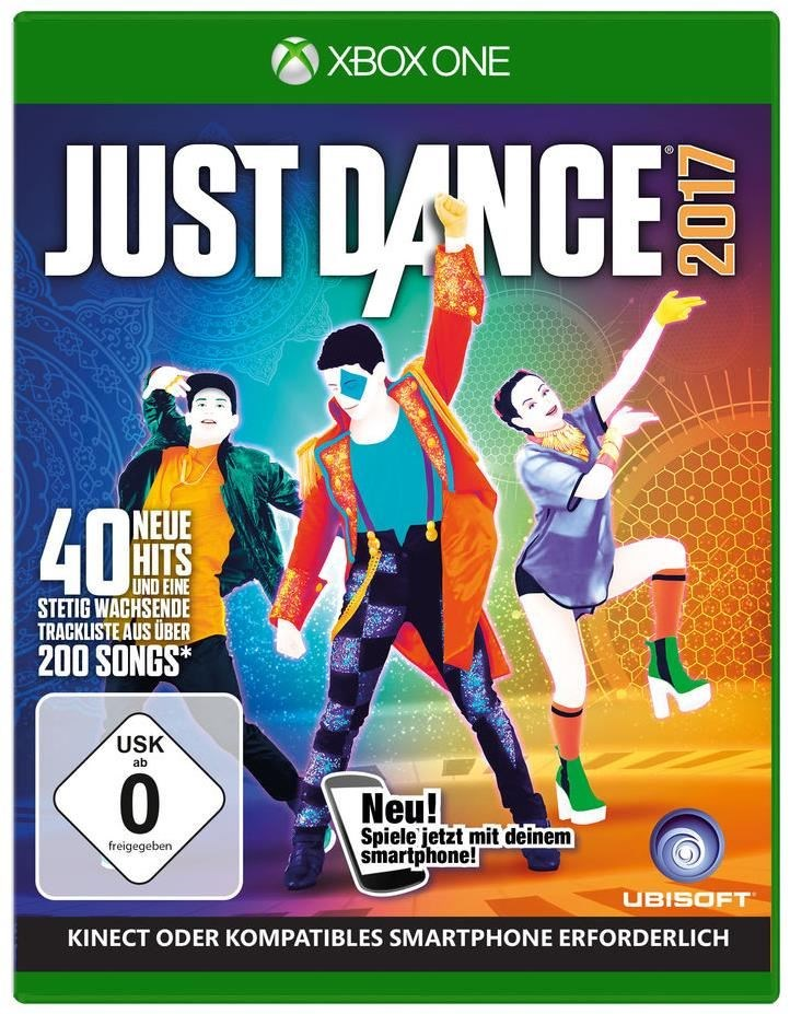 just dance 2017 xbox one xbox one spiele. Black Bedroom Furniture Sets. Home Design Ideas