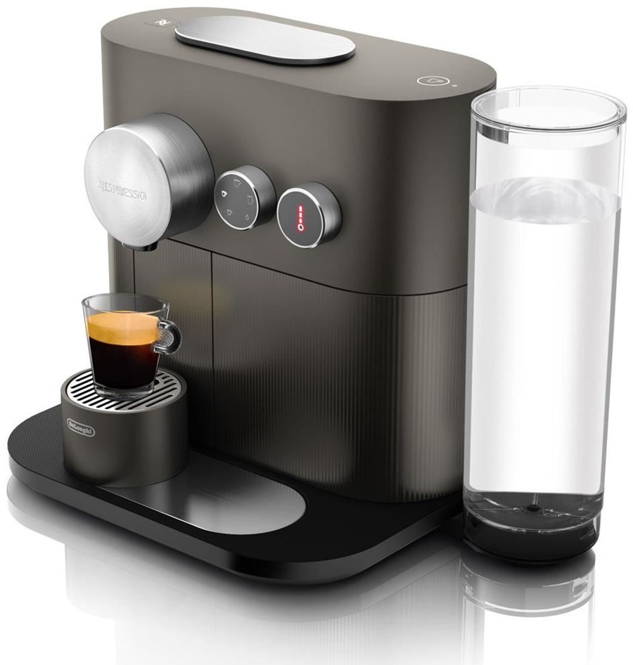 delonghi expert nespresso en 350 g coffee pod capsule machines computeruniverse. Black Bedroom Furniture Sets. Home Design Ideas