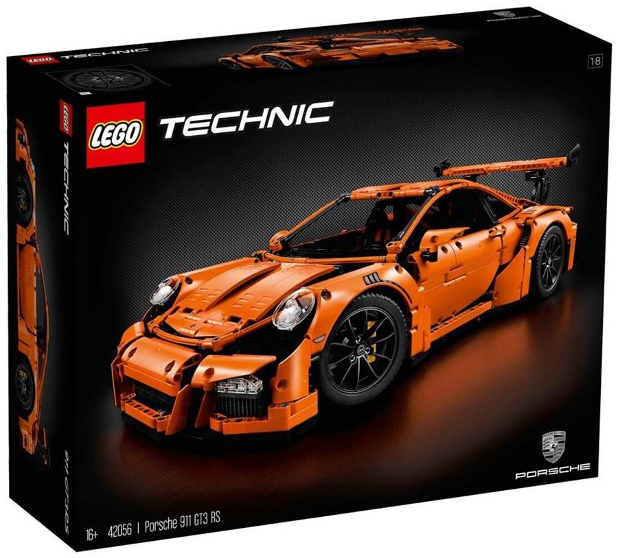 LEGO® Technic 42056 Porsche 911 GT3 RS - Preisvergleich