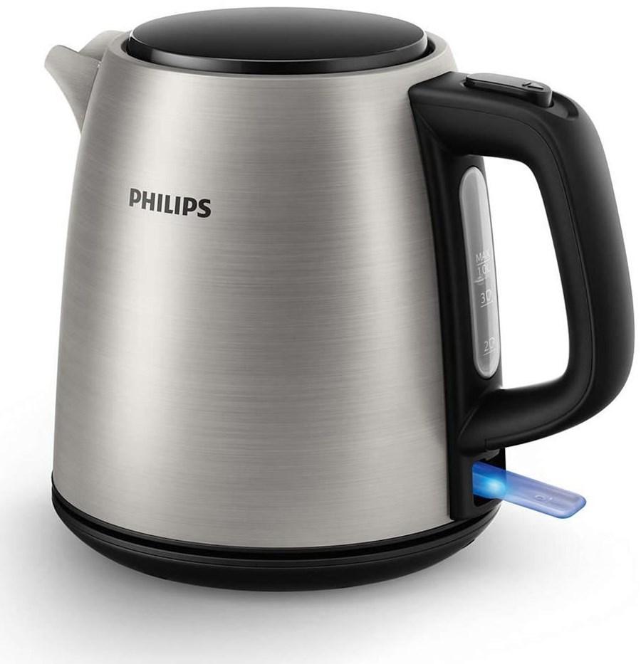 Philips HD9348/10 Wasserkocher Edelstahl 1L