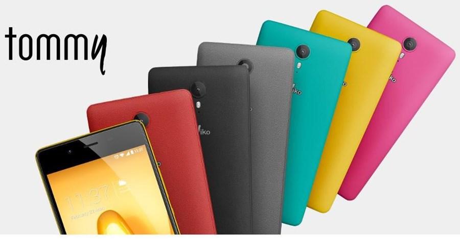 Wiko Tommy 8GB Android sonnen-gelb - Preisvergleich