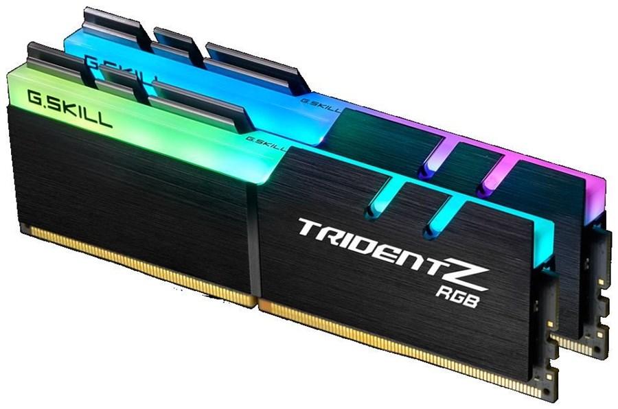 G.Skill Trident Z RGB 16GB DDR4 16GTZR Kit 3200 CL16 (2x8GB) F4-3200C16D-16GTZR