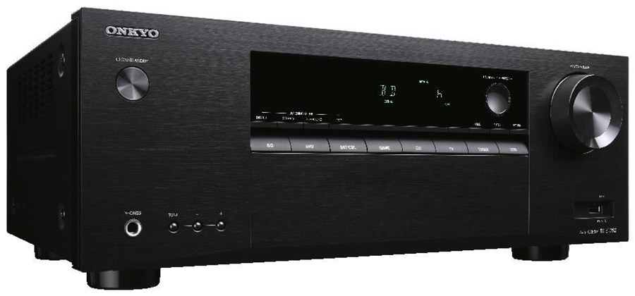 ONKYO TX-SR252-B schwarz - AV-Receiver
