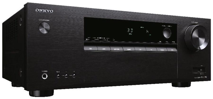AV Onkyo TX-SR252 Black